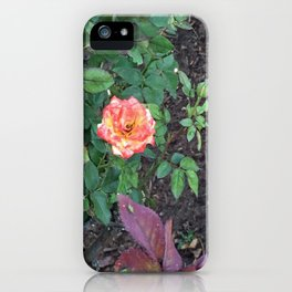 Pink Flower #1 iPhone Case