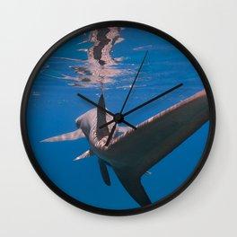 Chasing Tail Wall Clock