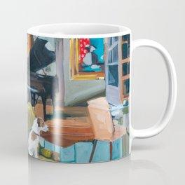 Frasier's apartment Coffee Mug
