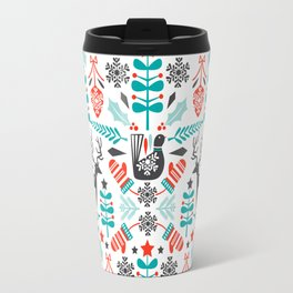 Hygge Holiday Travel Mug