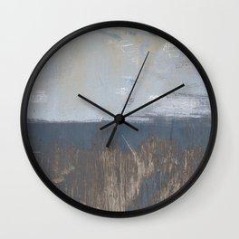 Land, Sea, and Sky Wall Clock