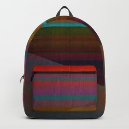 """""""Architecture, Colorful Rainbow"""" by Mar Cantón Backpack"""