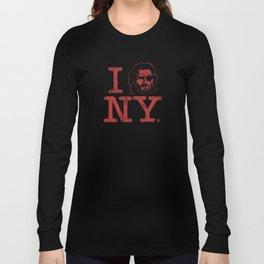 I (Snake) NY Long Sleeve T-shirt