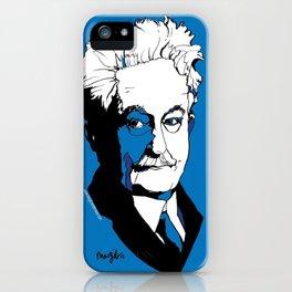 Composer Leoš Janáček iPhone Case