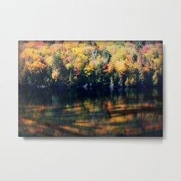 Autumn's Masterpiece Metal Print