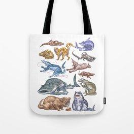 Shark Cats Series 1 Tote Bag