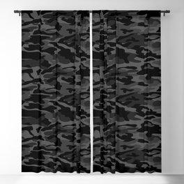 Camo Blackout Curtain