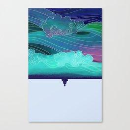 Avatar: Spirits Book v.0 Canvas Print