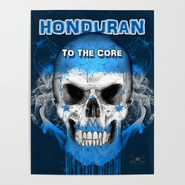 To The Core Collection: Honduras Poster
