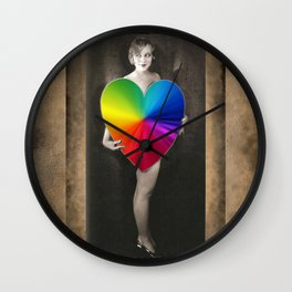Let's Just Be. Wall Clock