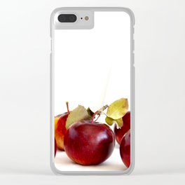 Apple Lineup Clear iPhone Case