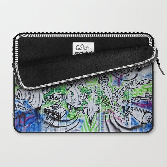 Wall-Art-008 Laptop Sleeve