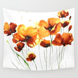 Coffee summer Wall Tapestry