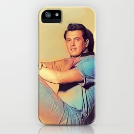 Rock Hudson, Actor iPhone Case