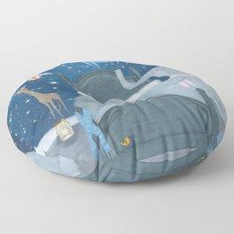 dream big little one Floor Pillow