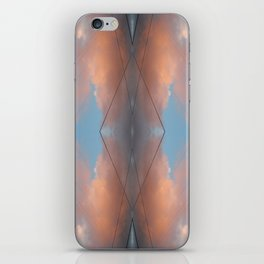Dynamic Lines Melon Totem iPhone Skin