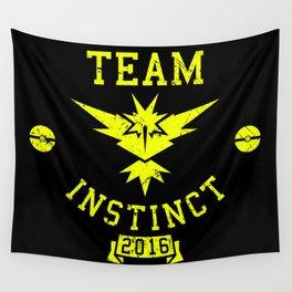Team Instinct Wall Tapestry