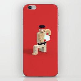 Voxel Ryu iPhone Skin