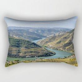 Douro panorama Rectangular Pillow