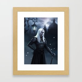 Gaslight Hades Framed Art Print