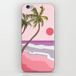 Tropical Landscape 01 iPhone Skin