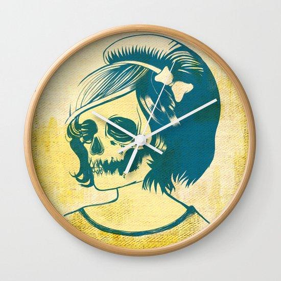Wendy Wall Clock