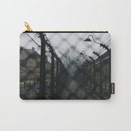Auschwitz-Birkenau Camp Carry-All Pouch