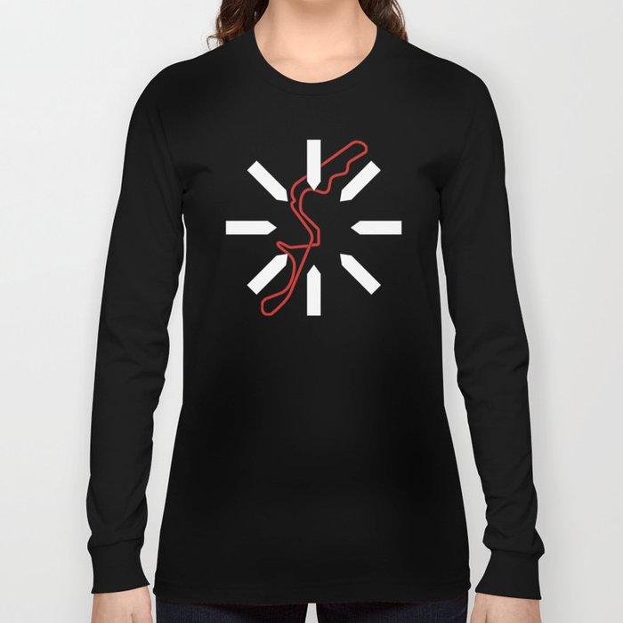 Damon Hill Long Sleeve T-shirt