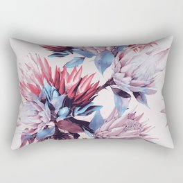 King proteas bloom Rectangular Pillow