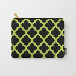 Moroccan Quatrefoil Pattern 782 Carry-All Pouch