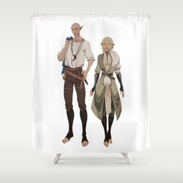 Style swap Shower Curtain