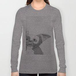 Gizmo / Mogwai. Long Sleeve T-shirt