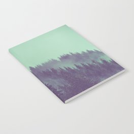 Adventure Awaits Forest Notebook