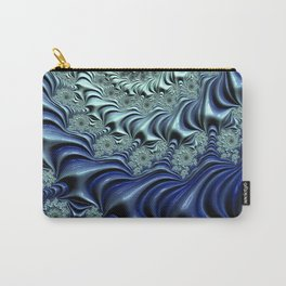 Down the Rabbit Hole - Fractal Art Carry-All Pouch