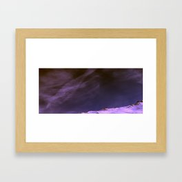 Loop Framed Art Print