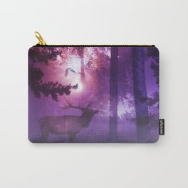 The enchanted forest Carry-All Pouch
