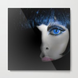 """""""THE PASSERBY"""" Metal Print"""