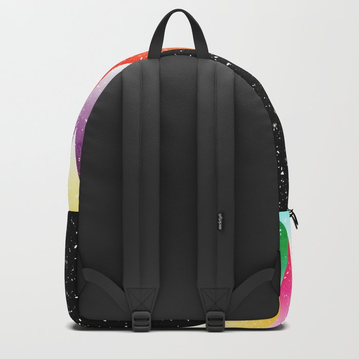 Snow Night Backpack