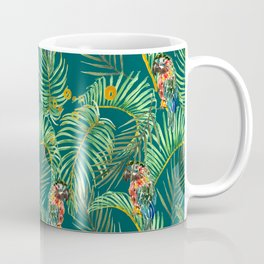 Boho palm tree pattern dsign Coffee Mug