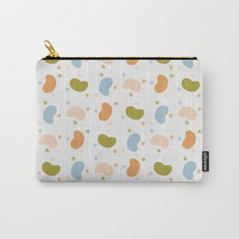 Beans & Stars Carry-All Pouch