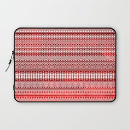Tribality Red Texture Laptop Sleeve