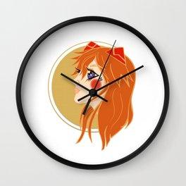 child 02 Asuka Wall Clock