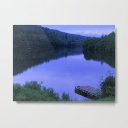 A moment in time at Great Glen, Scotland Metal Print