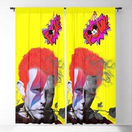 Aladean Zane Pow Blackout Curtain