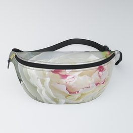 White Beauties Fanny Pack