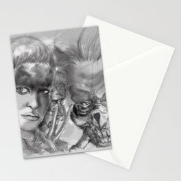 Fury Stationery Cards