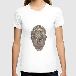 brown visage T-shirt