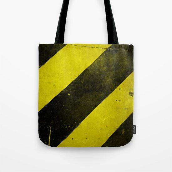 Warning II! Tote Bag