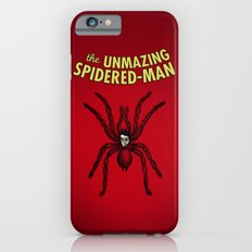 The Unmazing Spidered-Man Slim Case iPhone 6s
