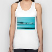 vw Tank Tops featuring vw by shine